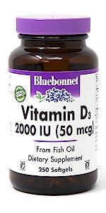 Vitamin D3 Softgel