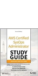 AWS Certified SysOps Administrator, Associate SOA-C01 Exam, AWS study guide, AWS exam prep