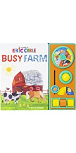 World of Eric Carle, Busy Day Busy Box - A First Step into STEM