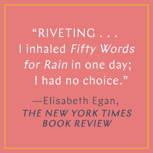 Fifty Words For Rain, Asha Lemmie, historical fiction asian american literature, great fiction