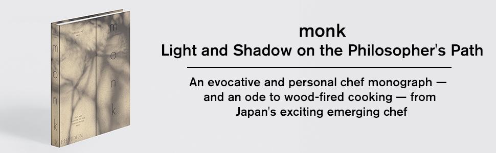 monk; cookbooks; chef biography; chef books; Japan; Japanese cookbook; Japanese cooking