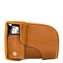 Megagear Mg982 Ever Ready Leather Camera Case With Camera Photo