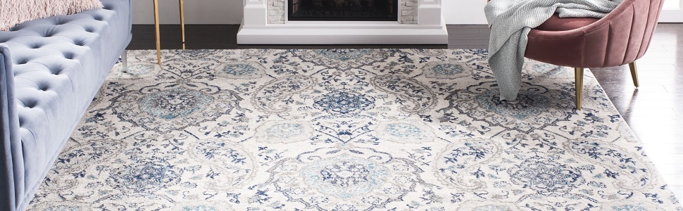 Paisley rug