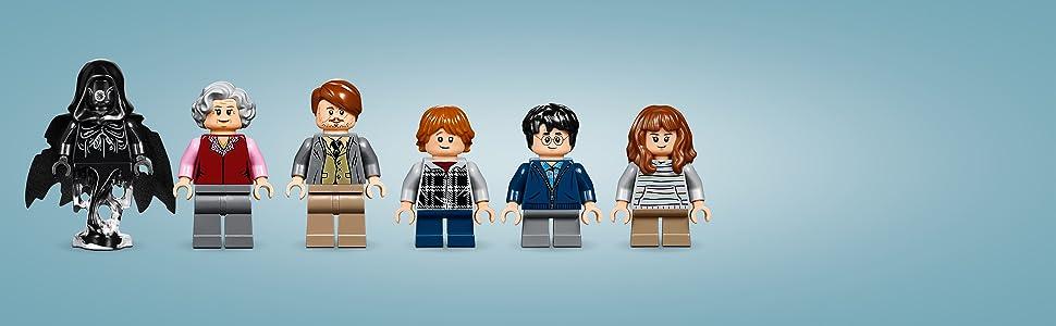 Minifiguras de Harry Potter