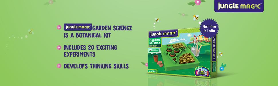 Botanical Kit Game for kids