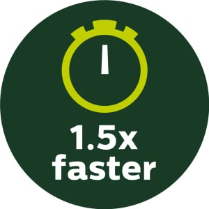 1.5 Faster