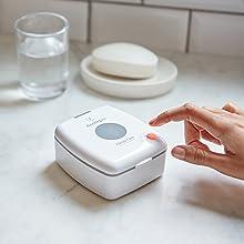 Dazzlepro Clean Case Uv Sanitizer, Uv Sanitizer, Clean Case
