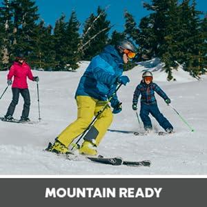 mountain ready