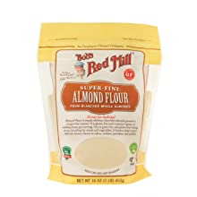 superfine almond flour front packaging
