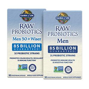 Amazon Com Garden Of Life Raw Probiotics Women 90 Vegetarian Capsules Shipped Cold Health Personal Care