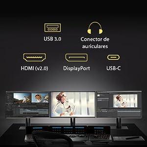 ASUS ProArt PA329C - Monitor Profesional 4K HDR 32 Pulgadas (VESA ...