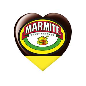 Image result for marmite heart