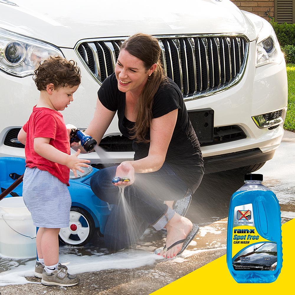 Go Clean Foaming Car Wash