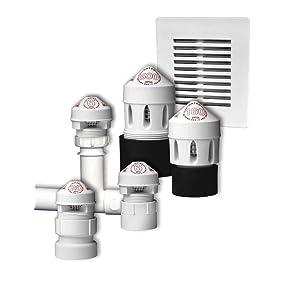 oatey 39017 sure vent air admittance valve. Black Bedroom Furniture Sets. Home Design Ideas