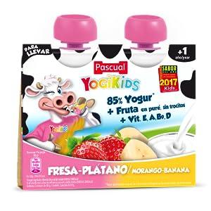 Yogikids Fresa-plátano