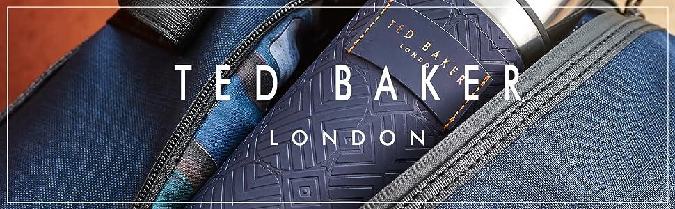 9ceb879eaea692 Ted Baker Clobber Toiletry Bag - Black  Amazon.co.uk  Beauty