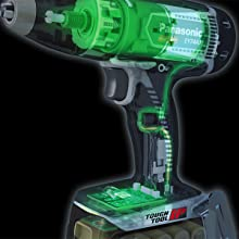 Cordless Hammer Drill and Impact Driver Kit