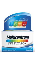 mujer, hombre, adulto, vitaminas, minerales, multivitaminico, centrum, multicentrum
