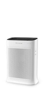Rowenta Pure Air PU3040 - Purificador, filtración alérgenos y partículas finas, 120 m², modo automático día y noche, temporizador, apagado automático, encendido programable, indicador cambio filtro: Amazon.es: Bricolaje y herramientas