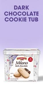 Milano cookies have all the flavors you're sure to love.
