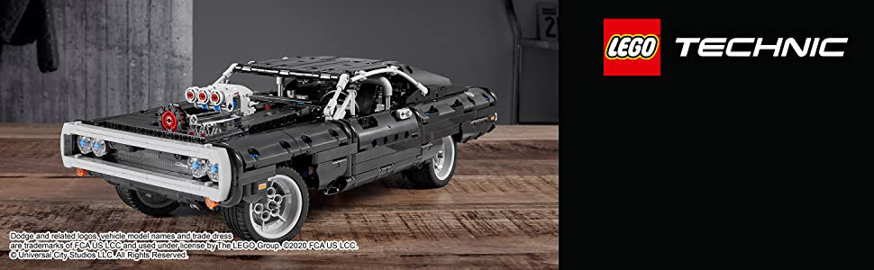 LEGO Technic Dom?s Dodge Charger