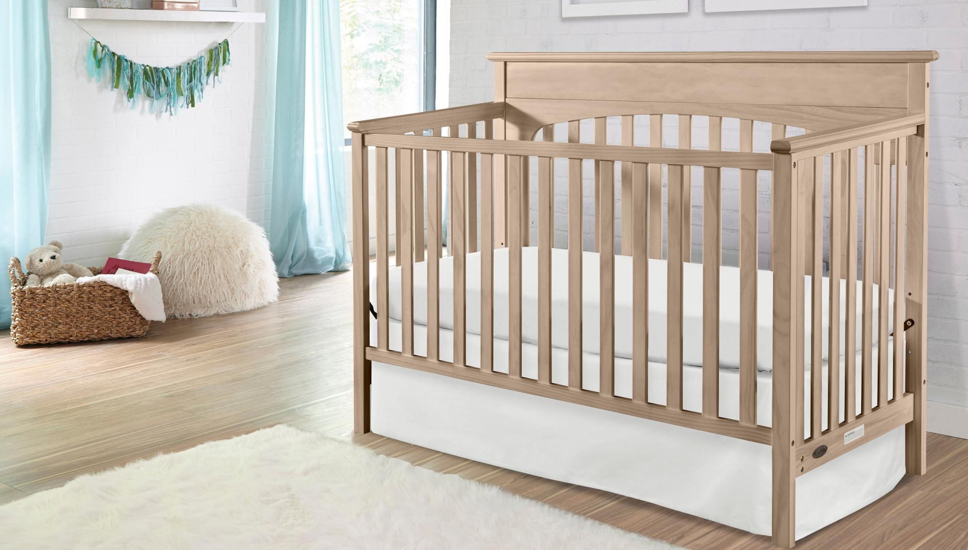 Amazon Com Graco Lauren Convertible Crib Espresso Baby