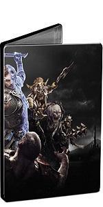 Ombre de la Guerre;Mordor;Terre du Milieu;jeu vidéo;standard;edition;PC;console;extension;steelbook