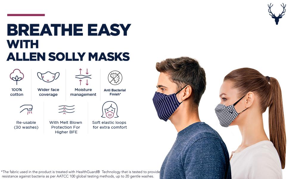 Allen Solly Mask