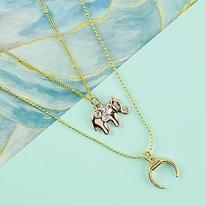 LaurDIY Boho Necklace