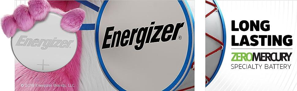 Long lasting zero mercyry specialty battery