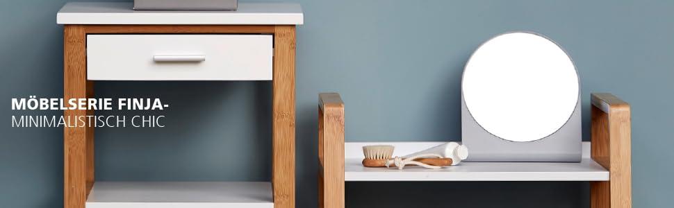 De charmante woonserie Finja in trendy Scandi-stijl brengt de Scandinavische wooncultuur in huis.