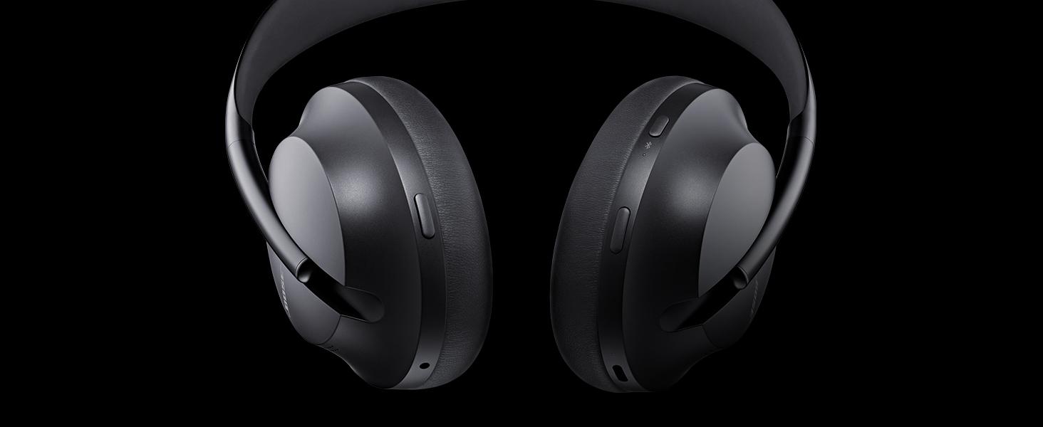 active noise cancelling headphones, alexa headphones, smart headphones, voice control headphones