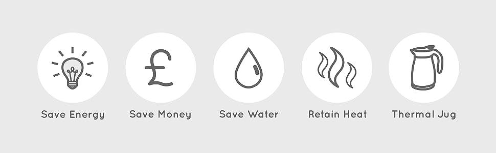 steel kitchen;premium kettle;british kettle;british kitchen;eco efficient kitchen;