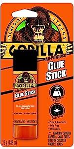 Bâtons de colle tout usage Gorilla