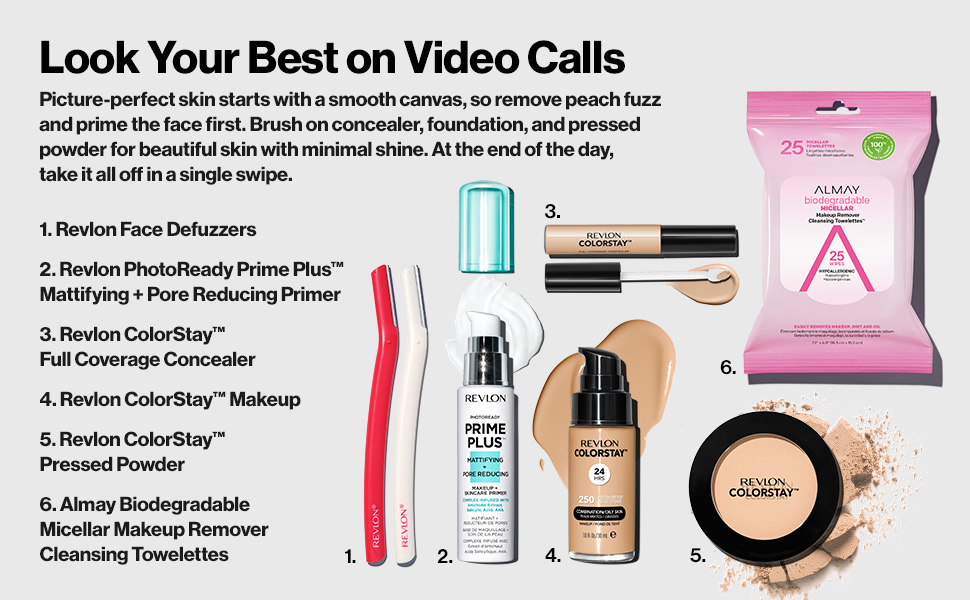 face revlon makeup skincare tools