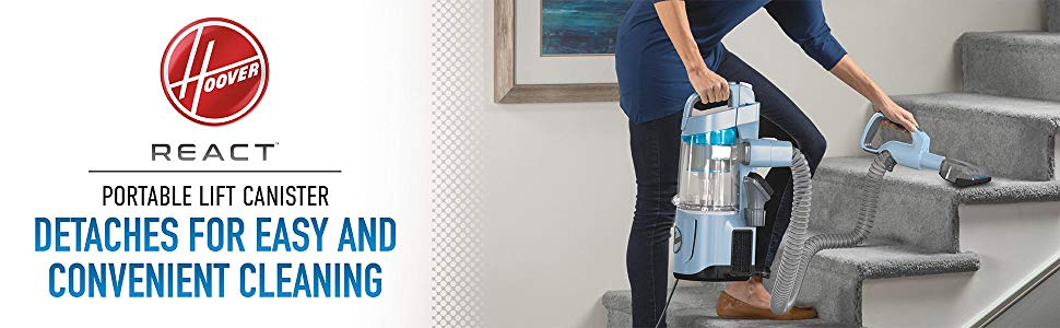 lift away quick off extended reach canister portable detaches floor cleaning ceiling dust dusting