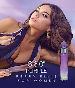 perry, ellis, 360, purple, women, perfume, polo, dkny, calvin, armani, lauder, beautiful