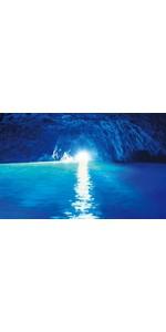 1000ピース ジグソーパズル めざせ!パズルの達人 世界の絶景 青の洞窟-イタリア