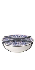 Villeroy & Boch To Go Cuenco S, Porcelana Premium/Silicona, Azul ...