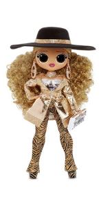 L.O.L. Surprise! O.M.G. Series 3 Da Boss Fashion Doll