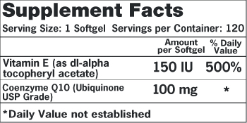 Qunol, CoQ10, Ultra, Ubiquinol, 100mg