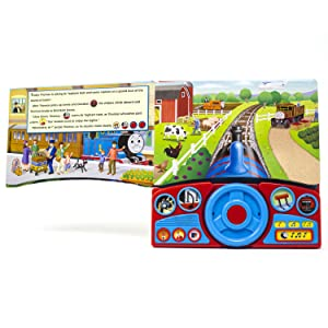 sound,book,toy,toys,picture,pi,kids,p,i,children,phoenix,international,thomas,train,tank,engine