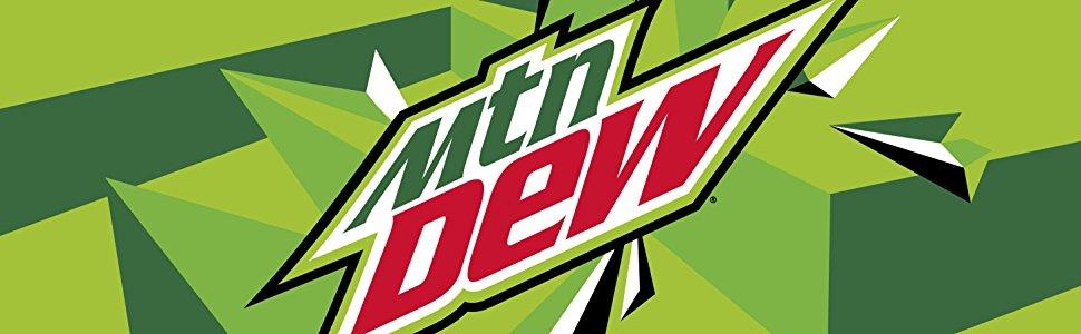 mtn dew soda pop