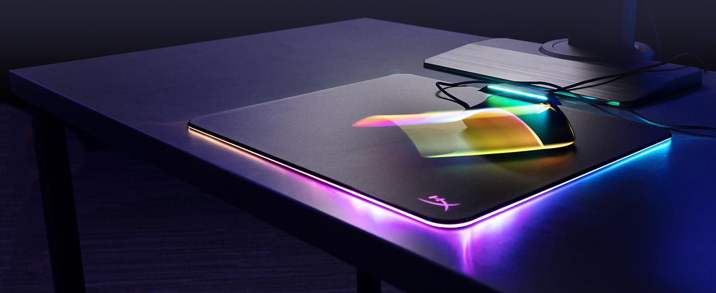 FURY Ultra - RGB Gaming Mouse Pad