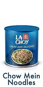 La Choy Easy Asian Noodles – Chow Mein Noodles