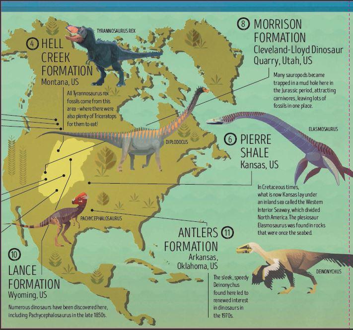 Dinosaur Atlas (Lonely PlaKids): Lonely PlaKids, Anne