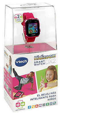 Vtech 80-193847 Kidizoom Smart Watch DX2 - Reloj inteligente para ...