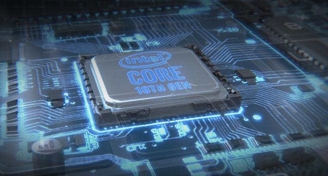 10th Gen Intel CPU