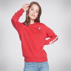 Skechers Heritage Collection Crewneck Sweatshirt