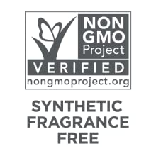non gmo no synthetic fragrances